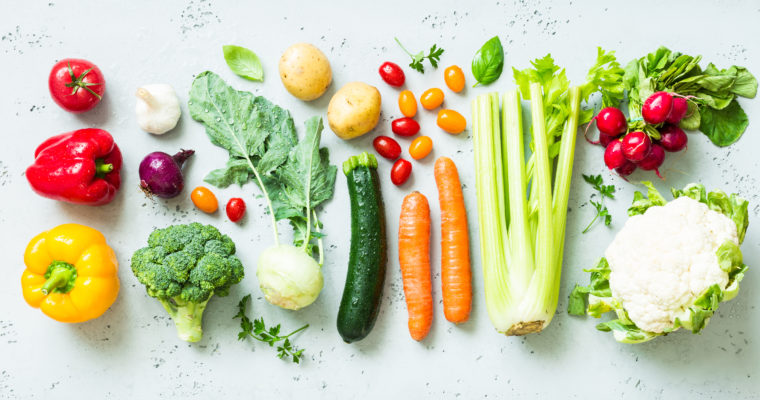 New Study: Fruits and Vegetables Help Boost Mental Health & Well-being