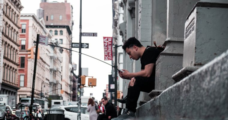 New Study: Could Texting be Ruining your Spine?