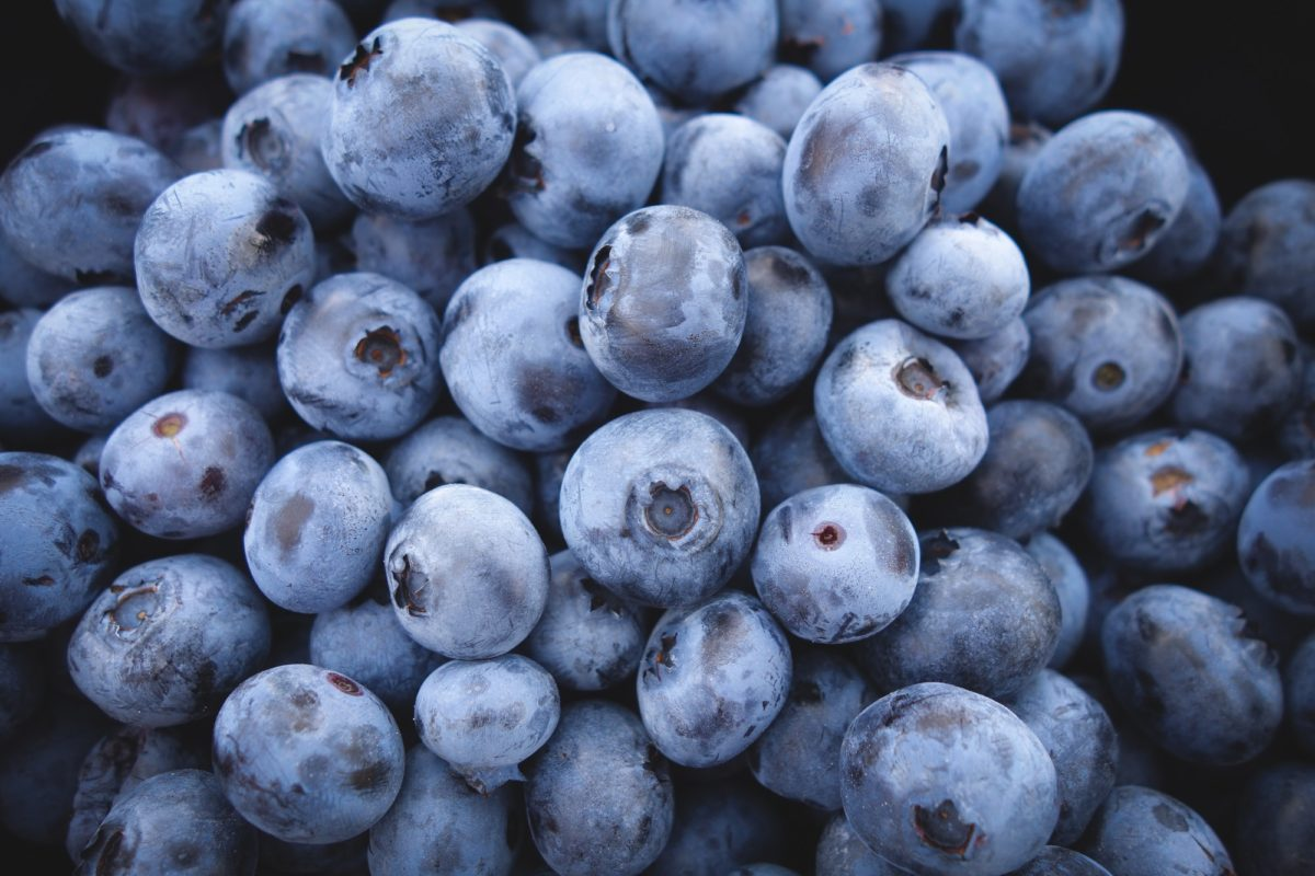 Nutrition Spotlight: Blueberries May Help Lower Blood Pressure