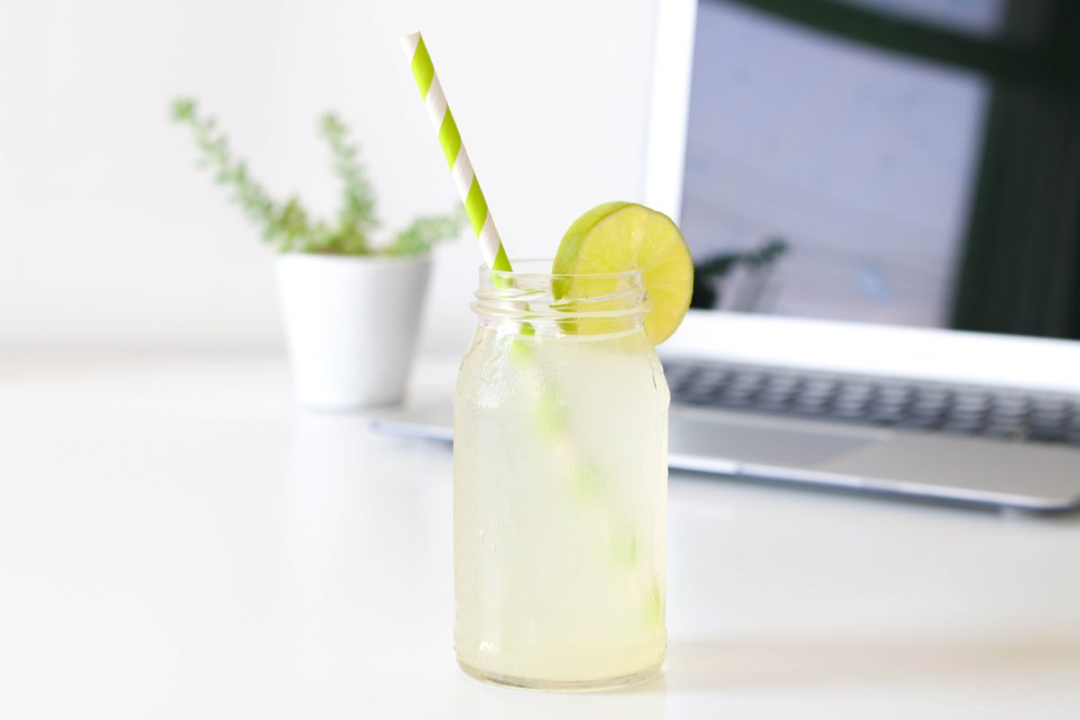 Healthy Recipe: Bone Food Lemonade