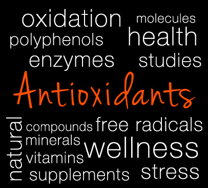Antioxidants: Our Companions in Healthy Aging by Amanda M. Williams, MPH