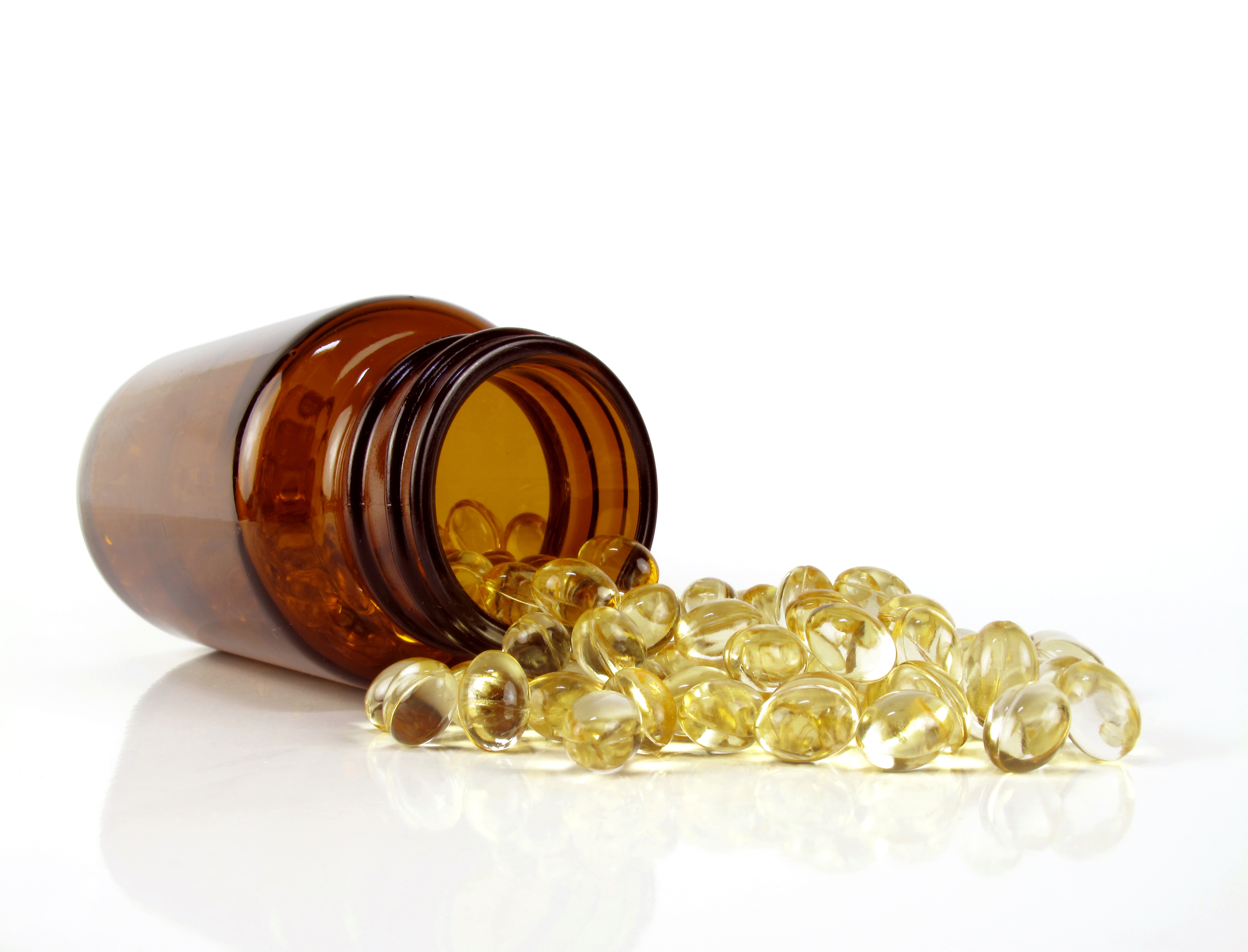 Fish Oil Capsules May Improve Rheumatoid Arthritis