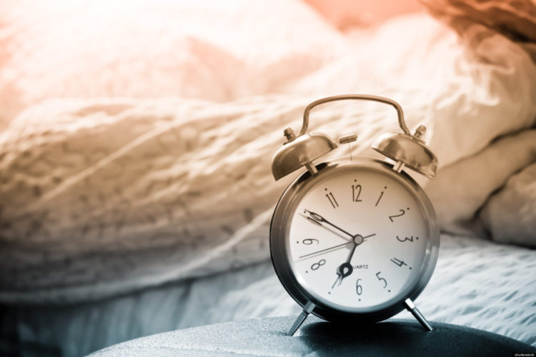 Struggling To Get A Good Night's Sleep? You're Not Alone!