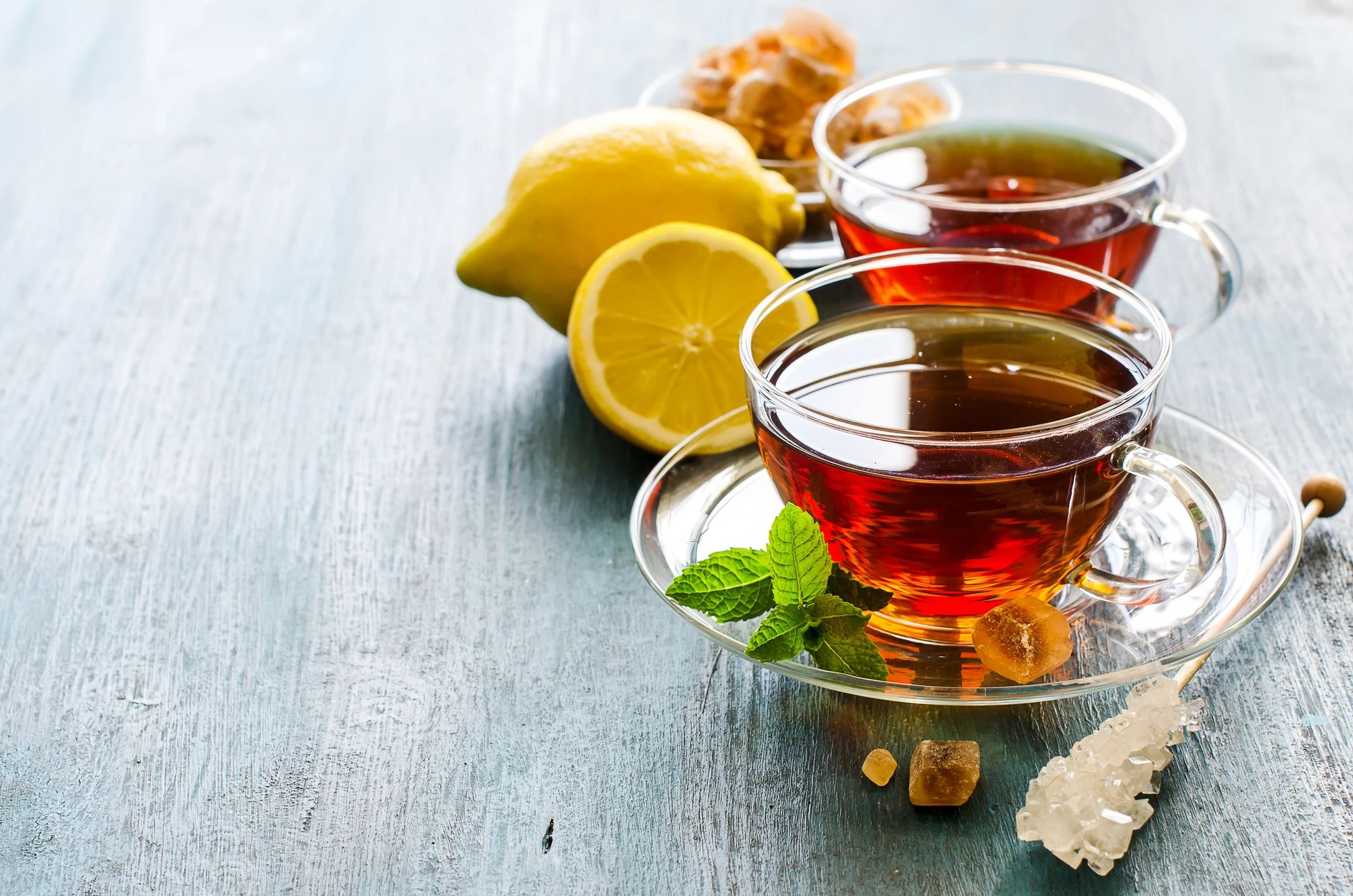 Green Tea Pumps the Brakes on Accelerated Aging by Amanda Williams, MPH