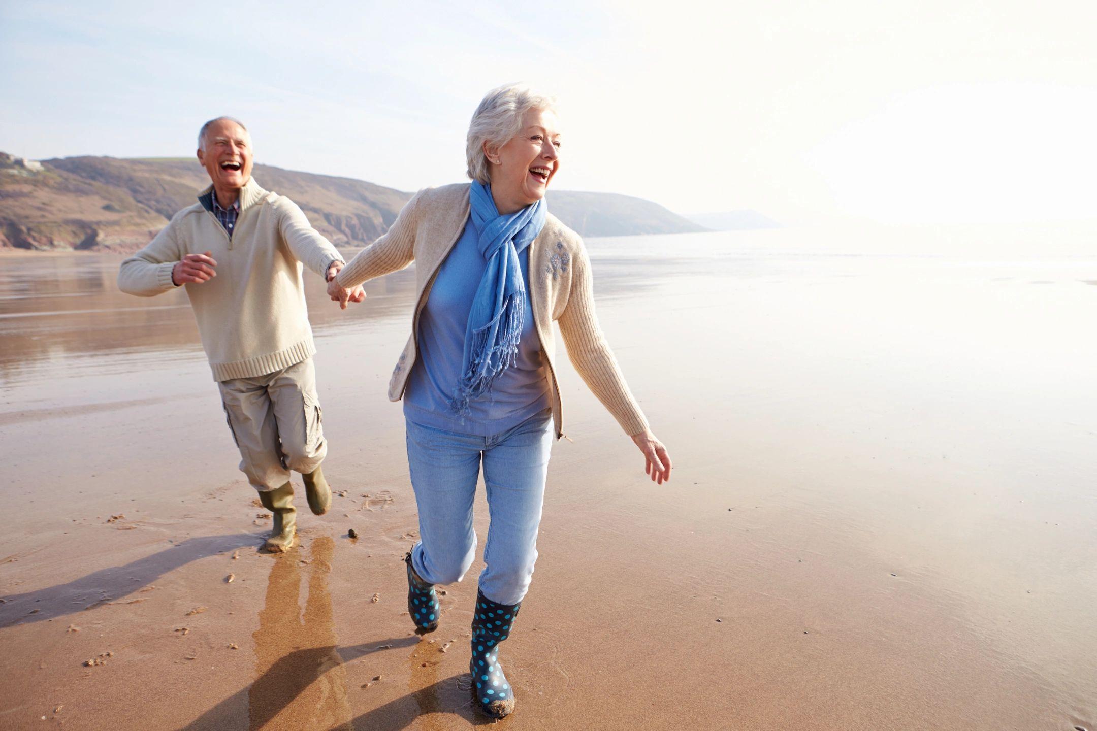 New Study: Vitamin D & Light Exercise Prevents Falls For Elderly