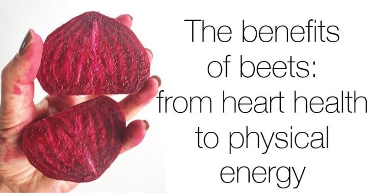 Superfood Spotlight: Benefits of Beetroot