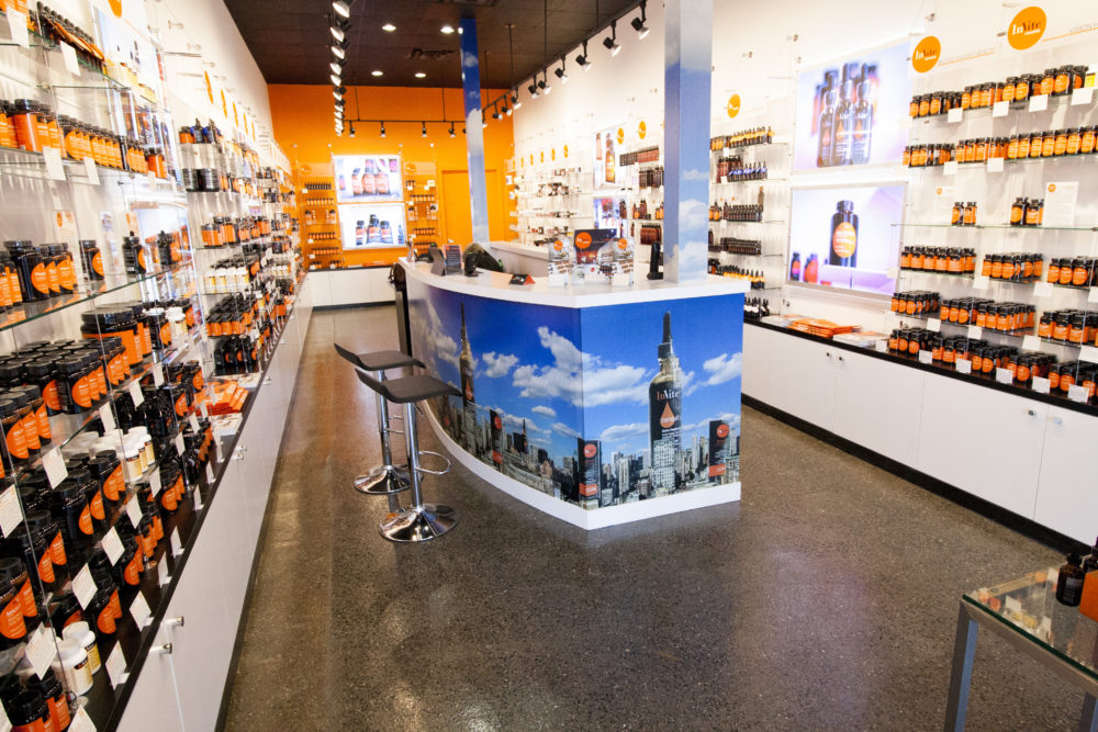 What to Expect when Visiting an InVite Retail Location