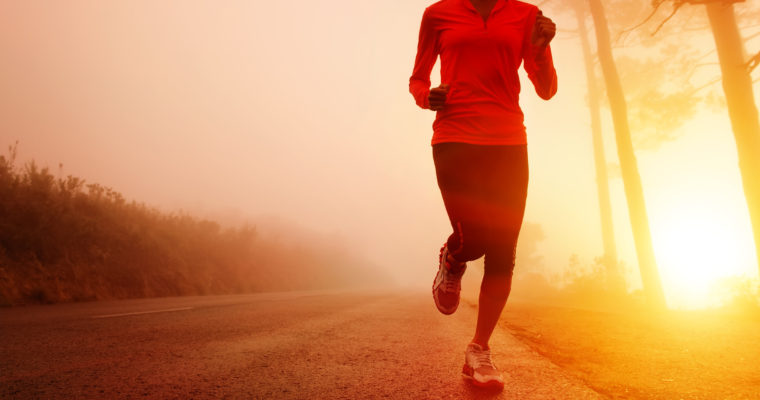 Can Running Keep Your Bones Young?