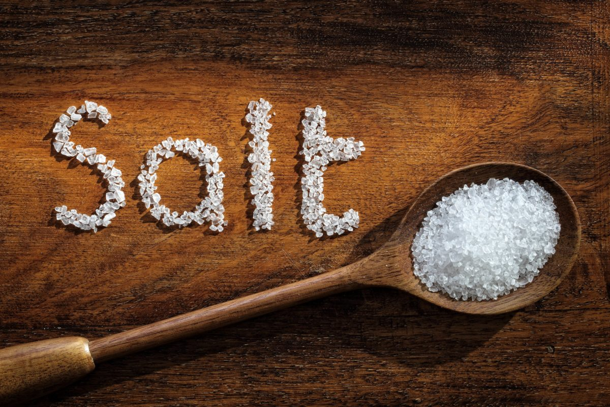 New Study: Salt-Induced High Blood Pressure Not Offset By a Healthy Diet