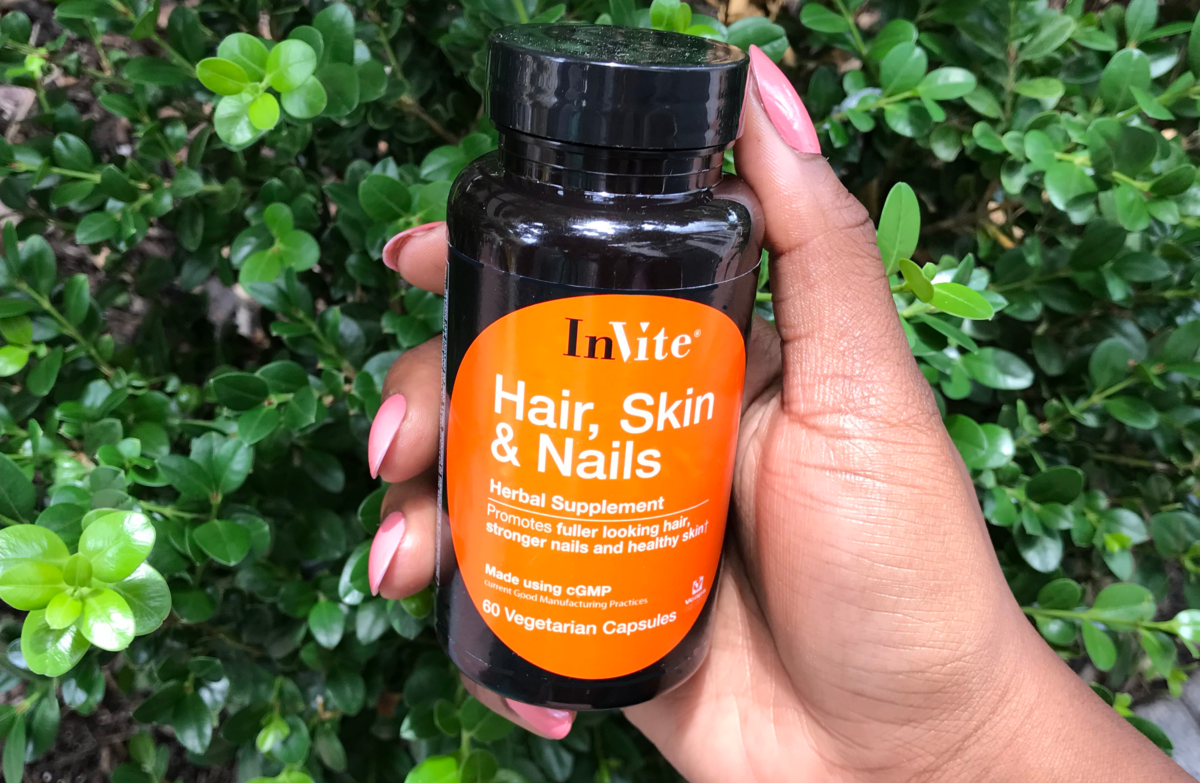 The Secret to Thick, Bright & Strong Hair, Skin and Nails
