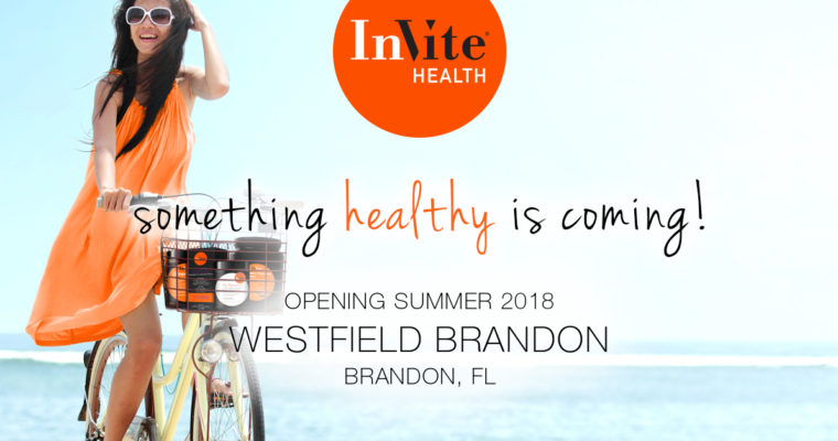 InVite is Coming to Westfield Brandon Mall in Florida this Summer!