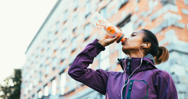 Staying Healthy & Hydrated in the Heat of the Summer