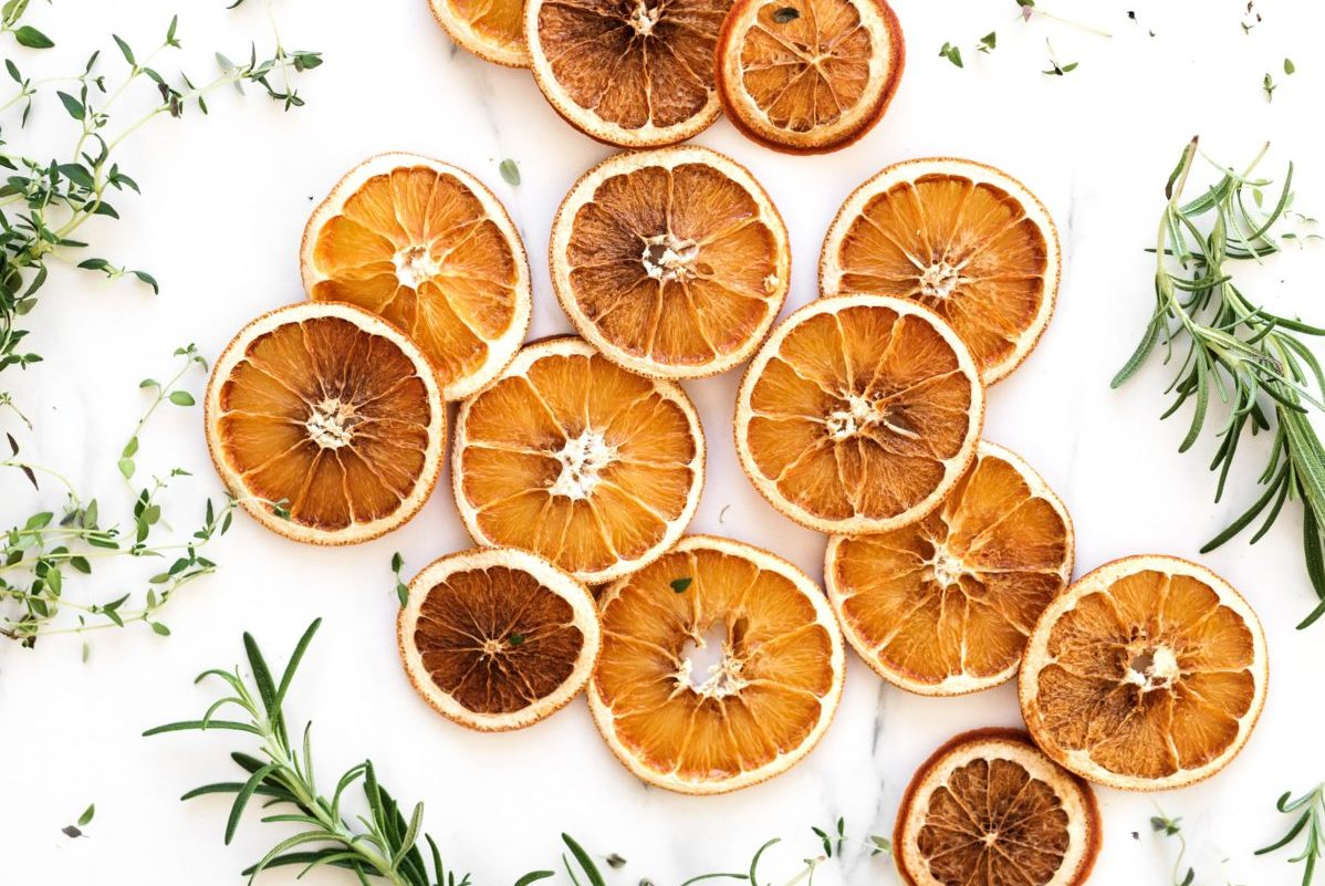 One Orange A Day for Healthy Vision