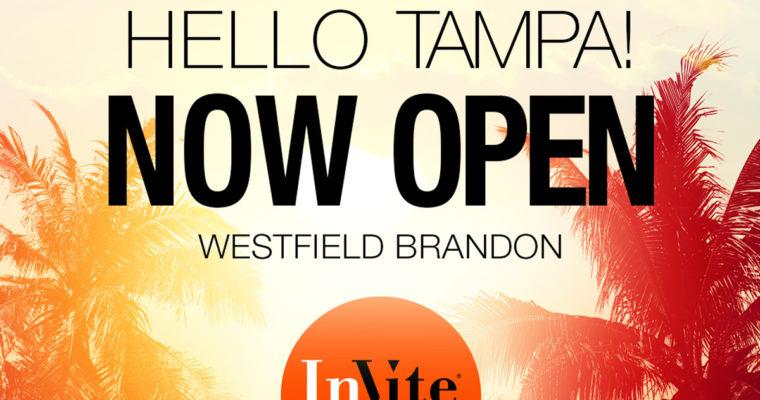 Now Open! InVite Health at the Westfield Brandon Mall in Brandon, FL