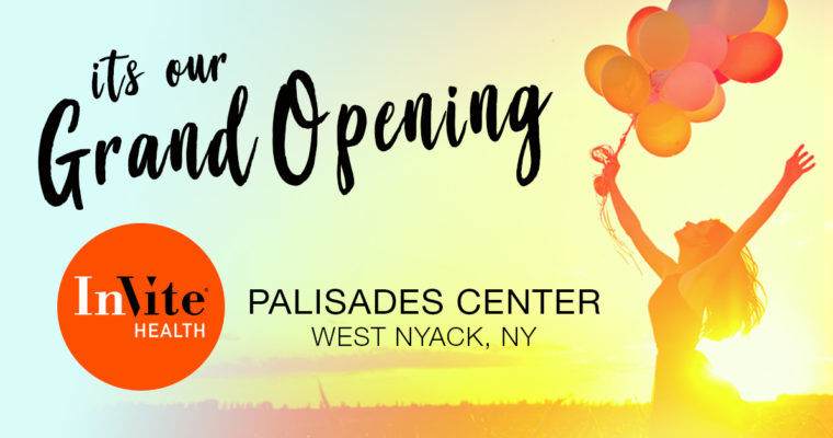 Grand Opening: Palisades Center Mall in West Nyack, NY