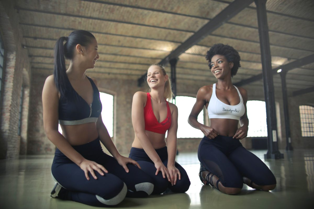 Happy National Women's Health & Fitness Day