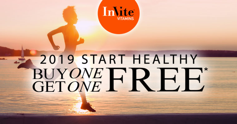 Buy 1, Get 1 Free: 2019 New Year's Sales Event