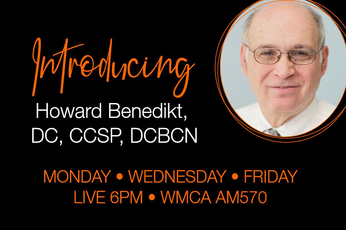 Welcoming Howard Benedikt to InVite® Health Radio!