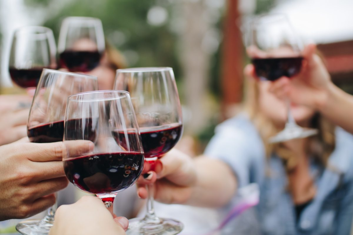 Just In Time For the Weekend! Red Wine Supports A Healthy Gut