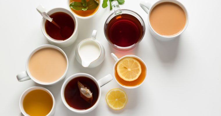 New Study: Drinking Tea Improves Brain Health