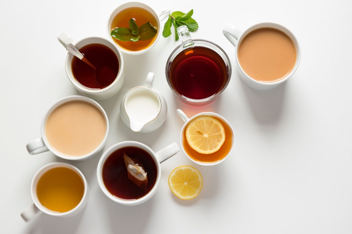 New Study: Drinking Tea Improves Brain Health