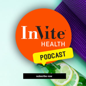 invite health podcast banner blog