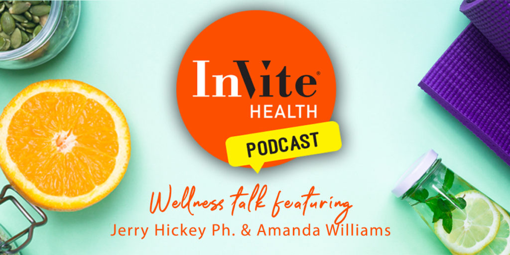 invite health podcast